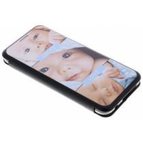 Huawei P20 Lite gel booktype hoes ontwerpen (eenzijdig)