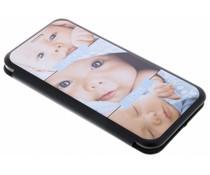 Huawei P Smart gel booktype hoes ontwerpen (eenzijdig)