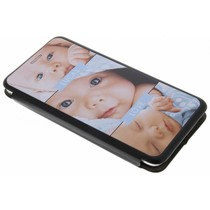 Samsung Galaxy Note 4 gel booktype ontwerpen (eenzijdig)