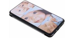 Huawei P20 Pro gel booktype hoes ontwerpen (eenzijdig)