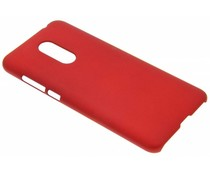 Effen hardcase hoesje Xiaomi Redmi 5 Plus