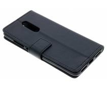 Zwart TPU Bookcase Xiaomi Redmi Note 4