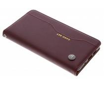 Bordeaux Rood Card set booktype hoes Xiaomi Mi Mix 2s