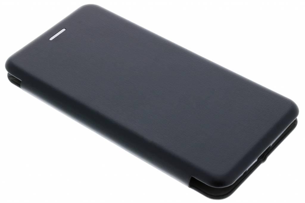 Zwarte Slim Foliocase voor de Motorola Moto E5 / G6 Play