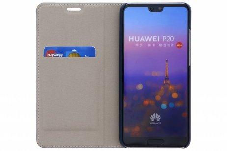 Hama Guard Booktype voor Huawei P20 - Blauw