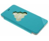 Wiko Turquoise Smart Folio WiCube Wiko Lenny 4