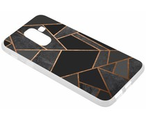 Design TPU hoesje Samsung Galaxy A6 Plus (2018)