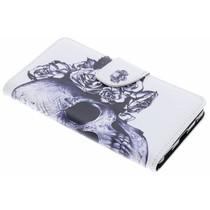 Design Softcase Booktype Nokia 6.1