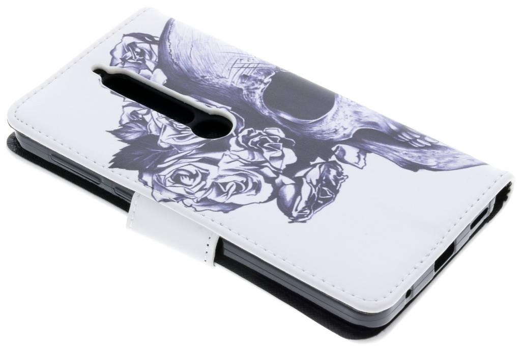 Mandala Douille De Type Livre Tpu Design Pour Le Nokia 6 zP6KSIys