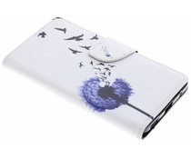 Design TPU booktype hoes Nokia 6.1