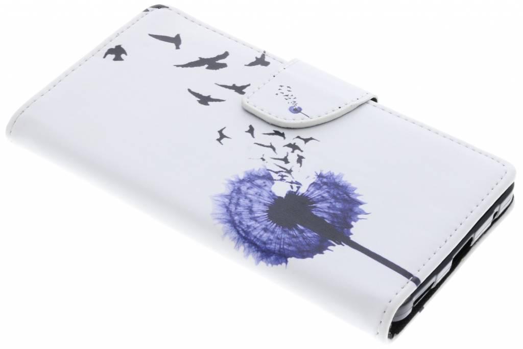 Panda Dans La Conception De L'arbre Couverture Booktype Tpu Pour Nokia 6 d9wKm