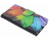 Design TPU booktype hoes Nokia 6 (2018)