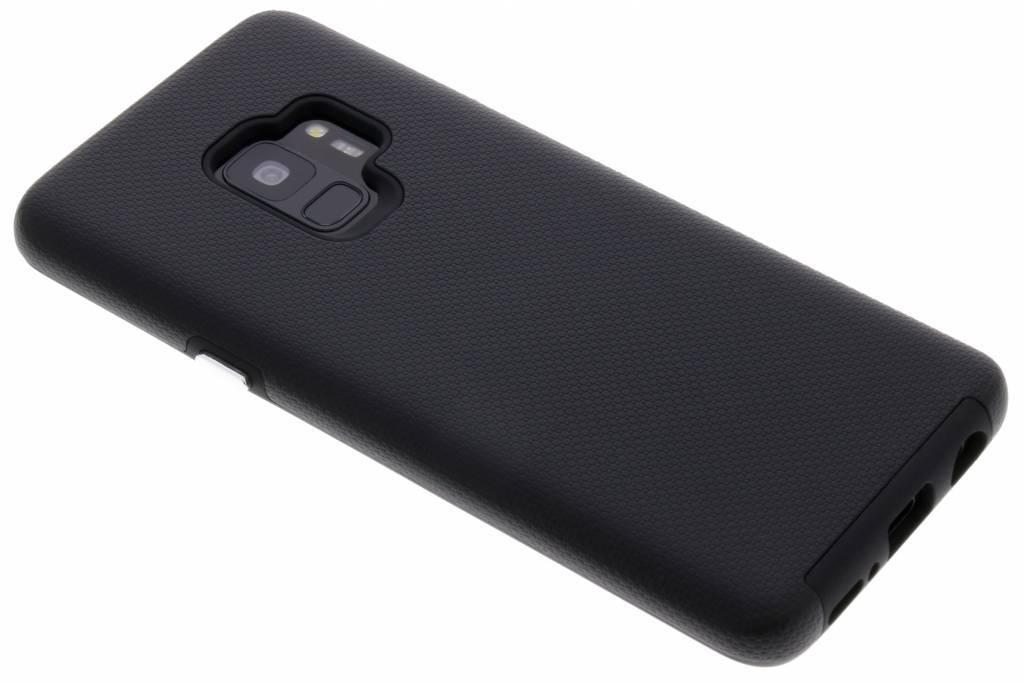 Accezz Zwarte Xtreme Cover voor de Samsung Galaxy S9