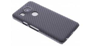 Carbon Hardcase Backcover LG Nexus 5x