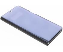Zwart Metallic Booktype Samsung Galaxy Note 8