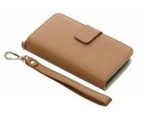 Selencia Bruin Wallet Case iPhone 8 / 7 / 6s / 6