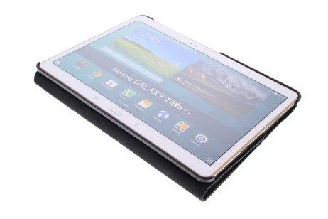 360° Draaibare Bookcase voor Samsung Galaxy Tab S 10.5 - Zwart