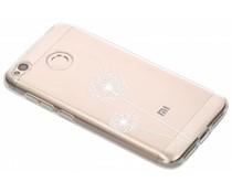 Transparant festival TPU hoesje Xiaomi Redmi 4X