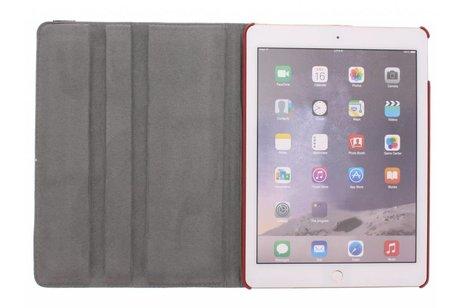 360° Draaibare Design Bookcase voor iPad Air 2 - Britse Vlag