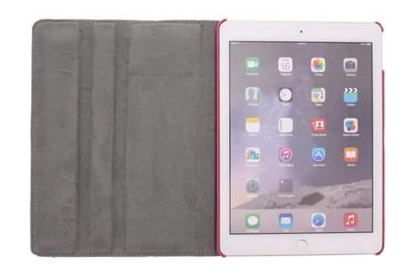 360° Draaibare Design Bookcase voor iPad Air 2 - Keep Calm