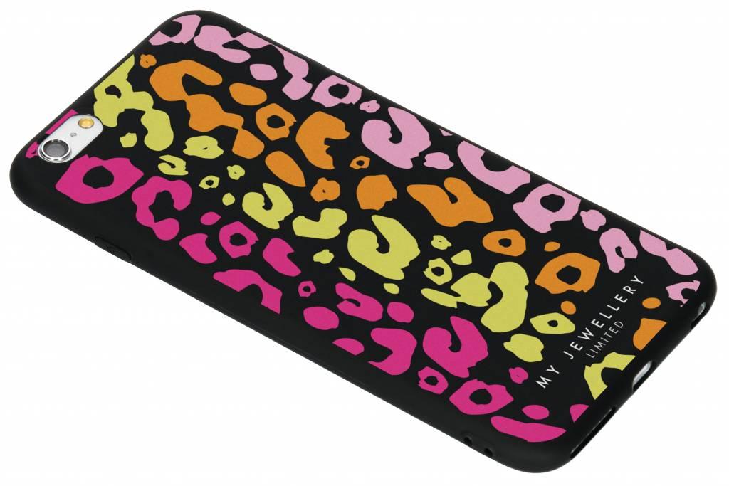 My Jewellery Panther Design Soft Case voor de iPhone 6(s) Plus