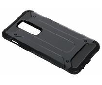 Donkerblauw Rugged Xtreme Case OnePlus 6