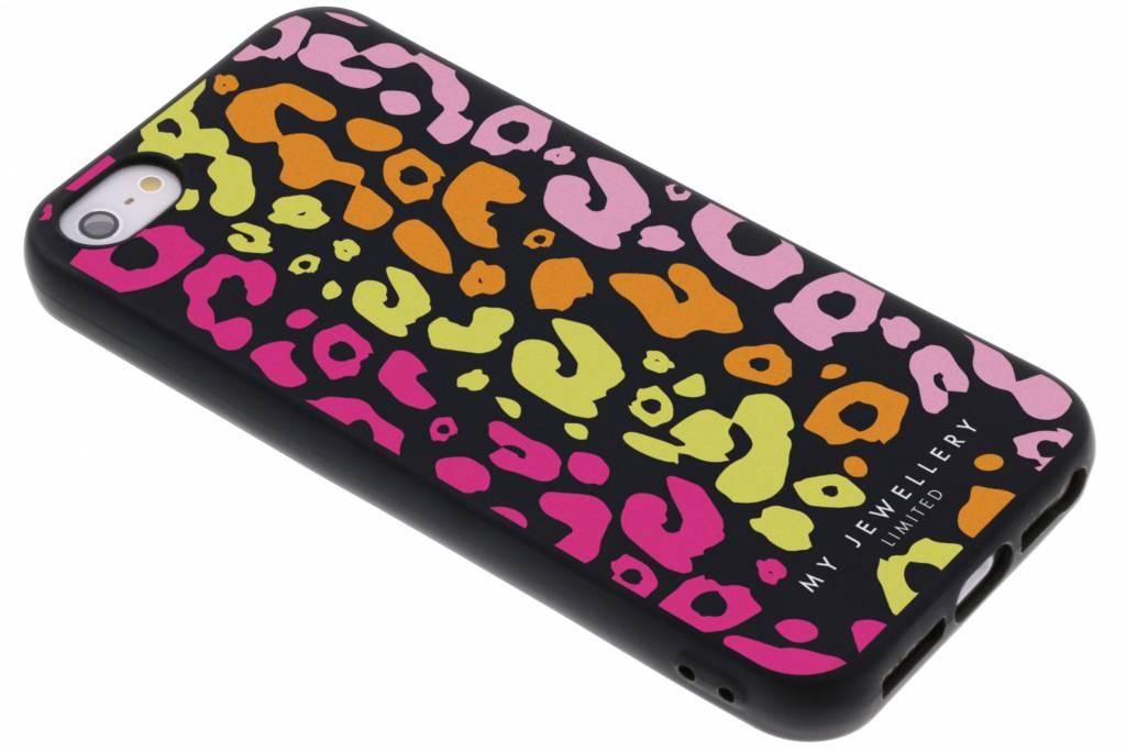 My Jewellery Panther Design Soft Case voor de iPhone 5 / 5s / SE