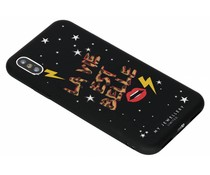 My Jewellery Design Soft Case iPhone Xs / X