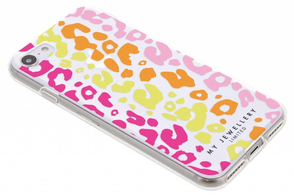 My Jewellery Colored Panther Design Soft Case voor de iPhone 8 / 7