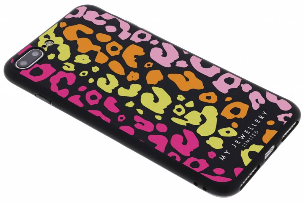 My Jewellery Panther Design Soft Case iPhone 8 Plus / 7 Plus