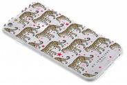 My Jewellery Design Backcover voor iPhone 6 / 6s - Cheetah