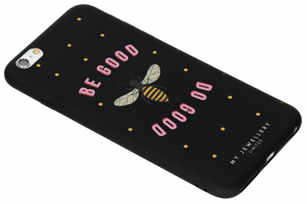 My Jewellery Be Good Design Soft Case voor de iPhone 6(s) Plus