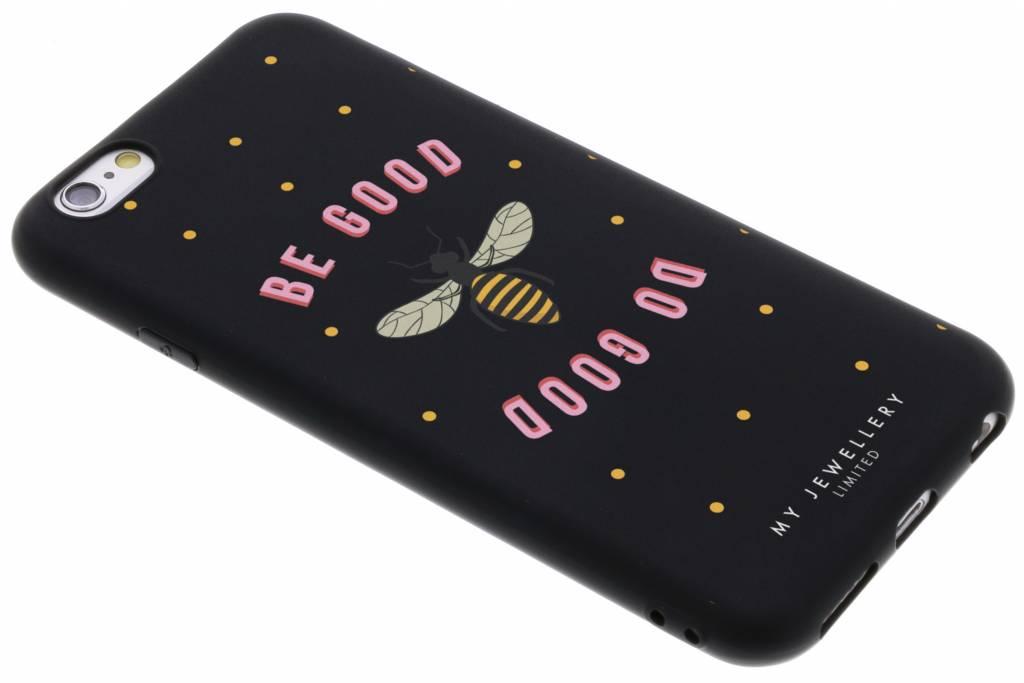 My Jewellery Be Good Design Soft Case voor de iPhone 6 / 6s