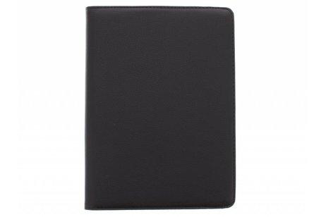 360° Draaibare Bookcase voor iPad Air 2 - Zwart