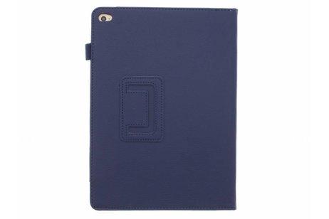 Effen Bookcase voor iPad Air 2 - Donkerblauw