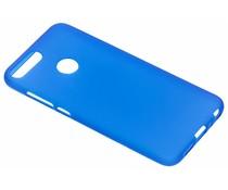 Blauw Color TPU hoesje Honor 9 Lite
