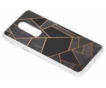 Design TPU hoesje OnePlus 6
