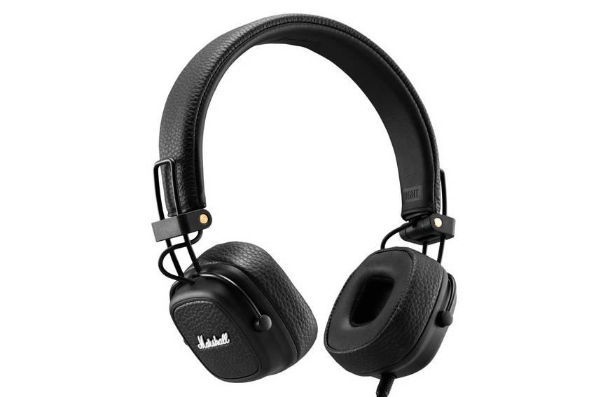 Marshall Major III Koptelefoon On Ear Zwart Vouwbaar, Headset, Volumeregeling