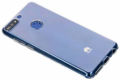 Huawei Y7 (2018) hoesje - Softcase Backcover voor Huawei