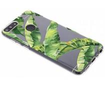 Zomer design siliconen hoesje Huawei P Smart