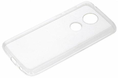 Motorola Moto E5 Plus hoesje - Softcase Backcover voor Motorola
