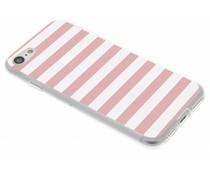 Zomer design siliconen hoesje iPhone 8 / 7