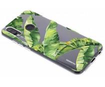 Zomer design siliconen hoesje Huawei P20 Lite