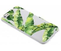 Zomer design siliconen hoesje iPhone 6 / 6s