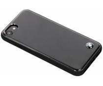BMW Zwart Brushed Aluminium Hard Case iPhone 8 / 7 / 6s / 6