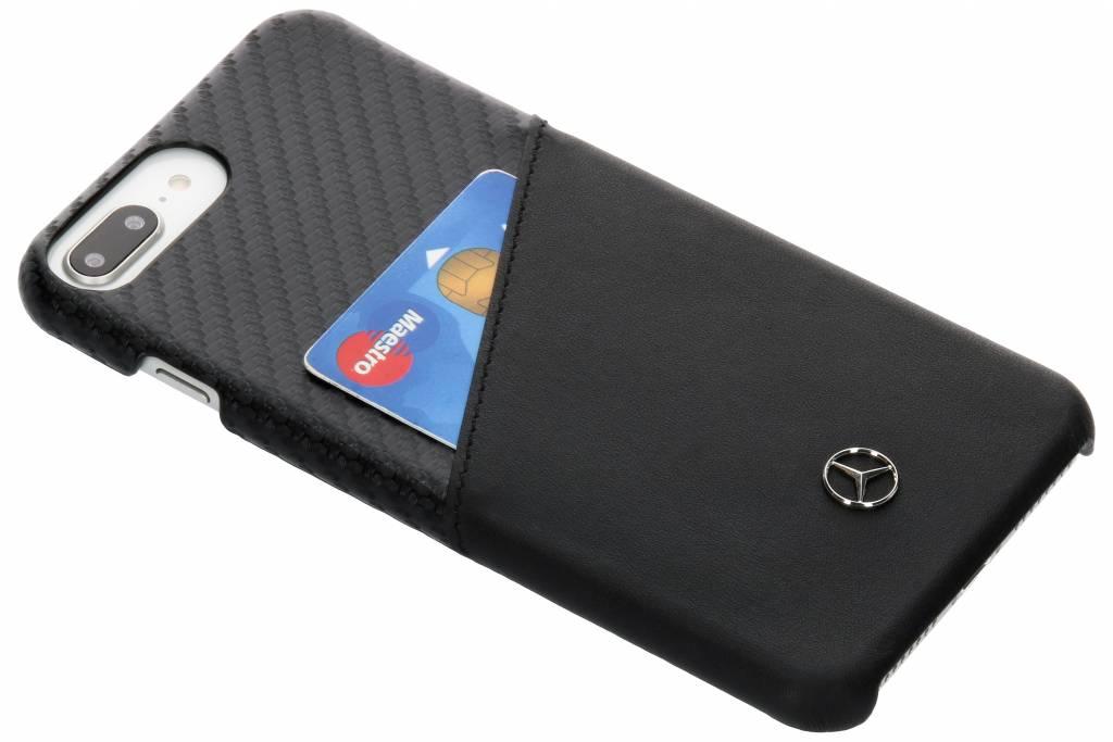 Zwarte Dynamic Hardcase voor de iPhone 8 Plus / 7 Plus / 6(s) Plus