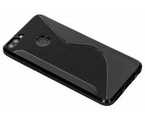 Zwart S-line TPU hoesje Huawei P Smart