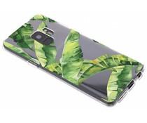 Zomer design siliconen hoesje Samsung Galaxy S9