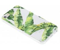 Zomer design siliconen hoesje iPhone 5 / 5s / SE