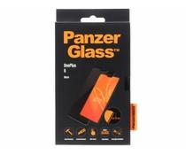 PanzerGlass Zwart Premium Screenprotector OnePlus 6